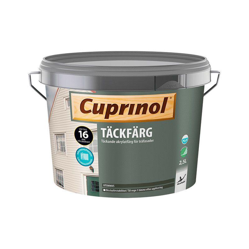 Specialaren: Täckfärg Bc Cuprinol
