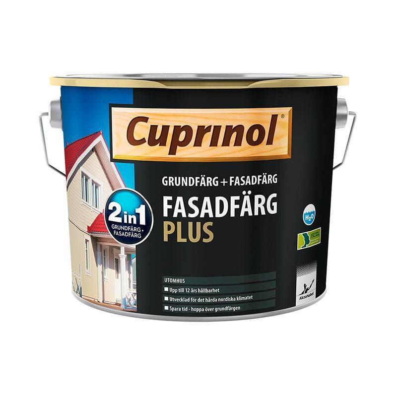 Drömprodukten: Fasadfärg Plus Bw Cuprinol