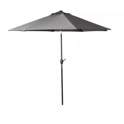 Stål parasol