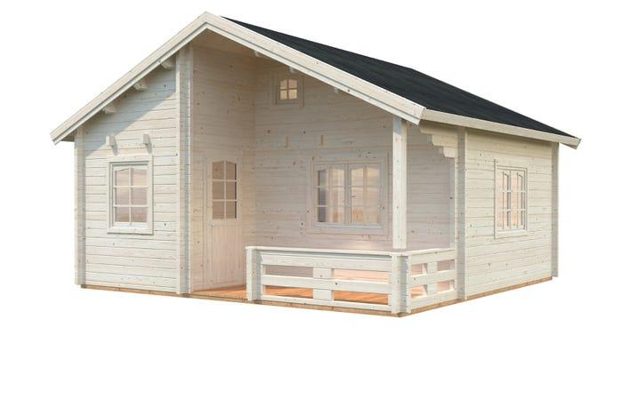 Stuga Emily 40,1+5,2 m²