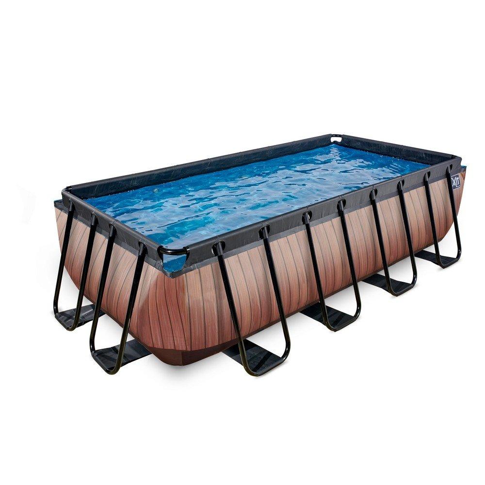 Drömprodukten: Pool 4x2 m Premium